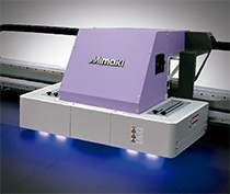 Newly developed LED-UV unit
