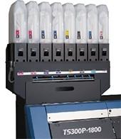 Mimaki Bulk Ink System 3 (MBIS3)