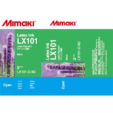 LX101-C-60 LX101 Cyan