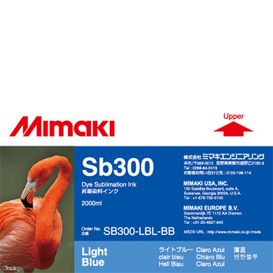SB300-LBL-BB Sb300 Light Blue