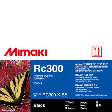 RC300-K-BB Rc300 Black