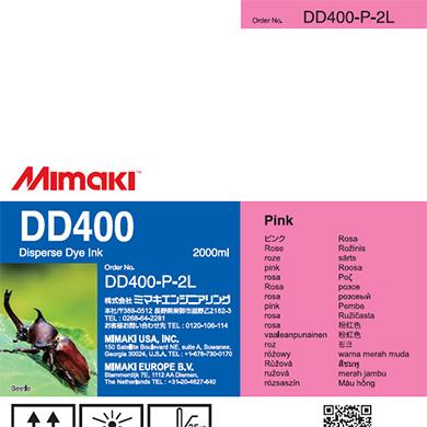 DD400-P-2L DD400 Pink