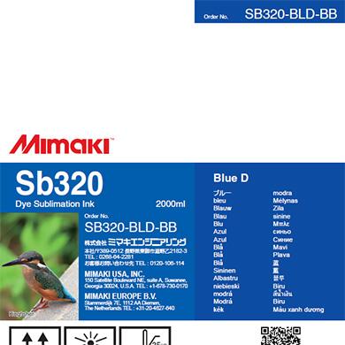 SB320-BLD-BB Sb320 Blue D