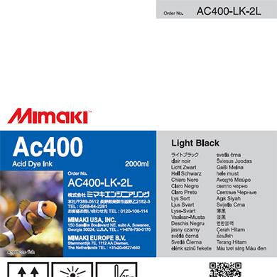 AC400-LK-2L Ac400 Light Black